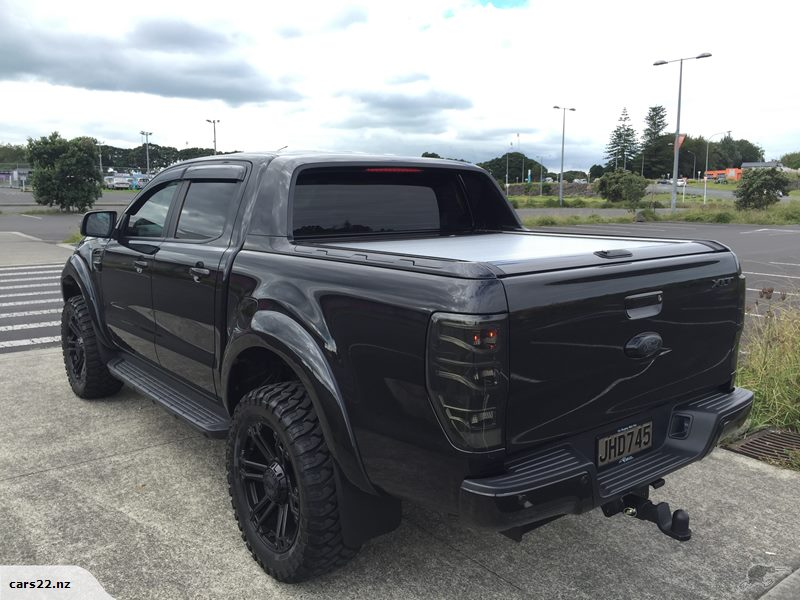 Ranger Limited 2018 >> Ford Ranger Xlt Double Cab Custom Edition | Cars22 NZ | Cars for Sale | Used Cars | Cars Trader ...