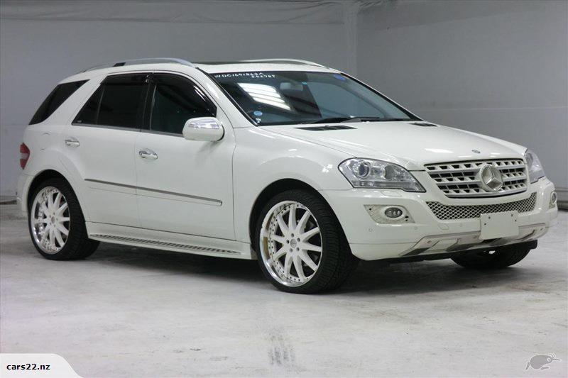 MercedesBenz ML MATIC SPORT PACKAGE LO Cars NZ Cars - Sports cars nz for sale