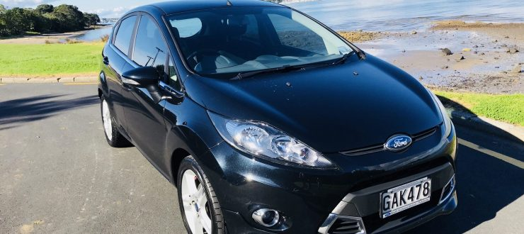 Ford Fiesta 5dr 1 6 A Zetec Great Condition Cars22 Nz Cars For